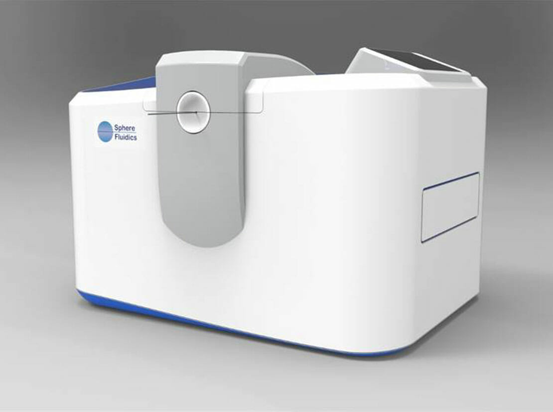 Cyto-mine for microbe analysis