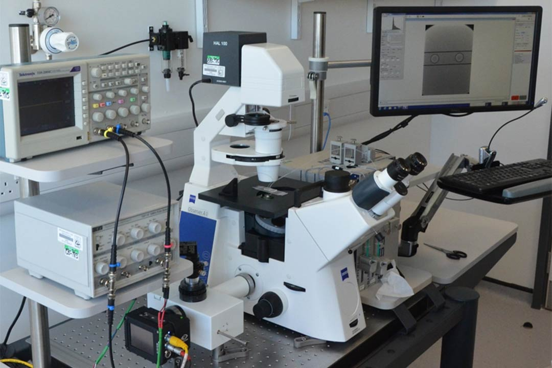 Research instrument for drug discovery